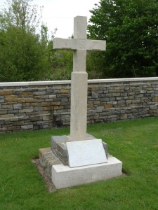64th Infantry Brigade Memorial Cross