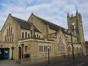 Caille J.A. Newgate Street Methodist Church, Bishop Auckland