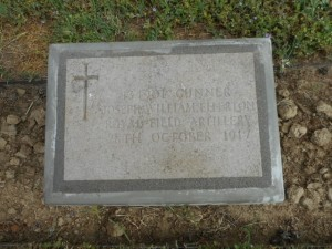 ELLERTON JOSEPH WILLIAM: GRAVE