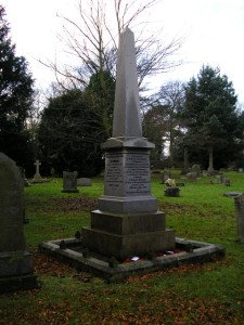 Etherley War Memorial