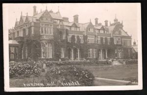 FRENSHAM HILL MILITARY HOSPITAL SURREY
