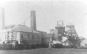 Randolph Colliery Evenwood