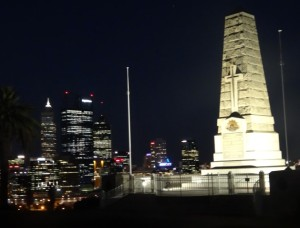 War Memorial  Perth WA (Kevin Richardson)