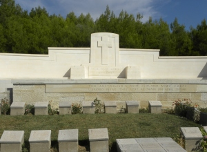 Gallipoli: Beach Cemetery