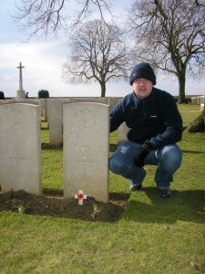 Sapper S.R. Rutter & Lee Sams  Sidney was his great great uncle