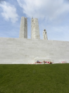 Vimy Canadian Memorial Canada mourns