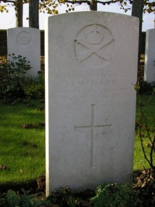 SKELHORN J.  Headstone