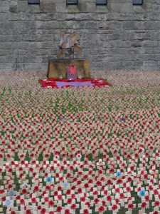 CAENARFON CASTLE: REMEMBRANCE