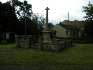 HAMSTERLEY WAR MEMORIAL