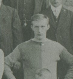 H.Best Captain Cockfield FC 1913-1914