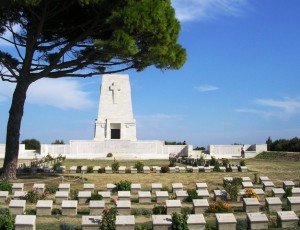 The Lone Pine Memorial Gallipoli Turkey