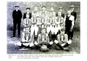 St. Helens Institute FC 1909-10