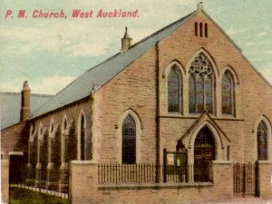 Primitive Methodist Church West Auckland