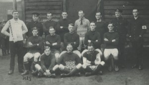German POW's Football Team