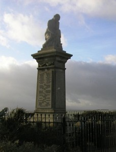 Stanley [Mount Pleasant] War Memorial