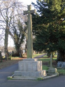 St. Andrew's Churchyard War Memorial