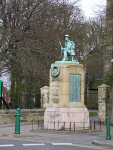 Shildon War Memorial
